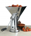 Super Gulliver tomato mill and squeezer with suction base made in Italy
