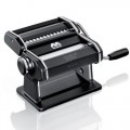 Deluxe Atlas Wellness Pasta Machine  BLACK made in Italy