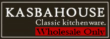KasbaHouse Classic Kitchenware Wholesale Only