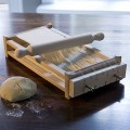 Chitarra Pasta Cutter 2 sided with beechwood frames and steel wires