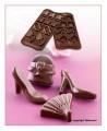 Silicone chocolate Mold  Silikomart